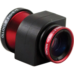 olloclip - 3-in-1 Photo Lens for Apple iPhone 5 iPod Touch 5G - Red
