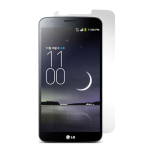 Gadget Guard Screen Guard Wet/Dry Install for LG G Flex (Clear)