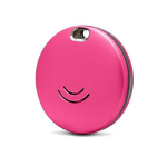 Orbit Electronic Key and Phone Finder - One Size - Shocking Pink