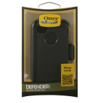 OtterBox Defender Hybrid Case with Belt Clip for Apple iPhone 4/4S (Black/White)