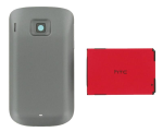 OEM HTC Extended Li-Ion Battery with Battery Cover for HTC Droid Incredible (BTE6300VW) (Bulk Packaging)