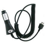 Phoenix Fuseless Car Charger for Samsung SPH-M510 / Instinct M300 (Black) - P12673