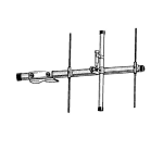 Laird Technologies 450-470MHz 6dB 3 Element Yagi Antenna