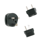 PCD World Charger / International Charger Adapter Kit - Europe, UK, Australia PAK-8990