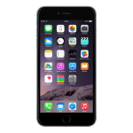 Apple iPhone 6 Plus 16GB GSM Smartphone Unlocked (Space Gray)