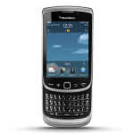 BlackBerry Torch 9810 8GB GSM 4G HSPA+ Slider Phone (Zinc Grey)