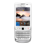 BlackBerry Torch 9810 GSM 4G HSPA+ Slider Phone (White)