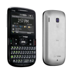 HTC Ozone XV6175 Replica Dummy Phone / Toy Phone (Black) (Bulk Packaging)