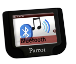 Parrot - MKi9200 Bluetooth Car Kit with Streaming Audio and Color Display