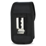 Reiko - Rugged Pouch for HTC HD2 T8585 PLUS - Black