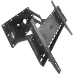 OmniMount Articulating Wall Mount for 37-60 Flat Panels (Black)