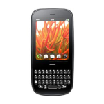 Palm Pixi Plus Cell Phone with webOS Touch Screen 2PM Camera and Wi-Fi for Verizon Only (Black)