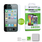 Premium HD Tempered Glass Shieldz. iPhone4