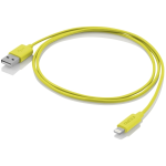Incipio Technologies - Lightning Charge/Sync Cable, 1 Meter, Yellow