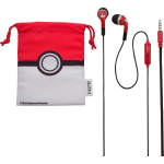 KidDesigns Inc. Pokemon Noise Isolating Earbuds