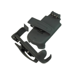 Sprint Lightweight Soft Touch Swivel Belt Clip Holster for Kyocera Duramax-Black