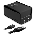 Qmadix Qualcomm Quick Charge 2.0 Micro USB Wall Charger
