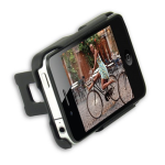 QMadix Duro Kickstand Case for Apple iPhone 4/4S (Black)