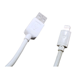 Qmadix USB to Lightning Charging Cable for iPhone 5/6/7, iPad Sync Cable - 6ft/1.8m