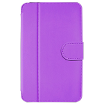 Verizon Folio Case for Ellipsis 8, Ellipsis Kids - Purple