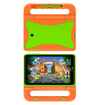 Verizon Kids Case for Ellipsis Kids Tablet, Ellipsis 8 - Orange/Green