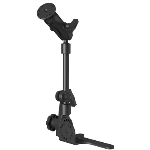 RAM Mounts POD HD Vehicle Mount with Double Socket Arm