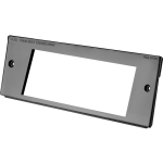 Equipment mounting bracket/ faceplate for Motorola