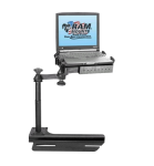 RAM Mounts Universal Laptop Mounting System for Dodge Durango, Dodge Citadel, and Jeep Grand Cherokee (2011) Vehicles
