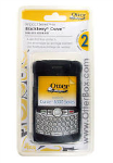 Otterbox Impact Skin Case for Blackberry Curve 8330 8320 - Black
