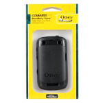 OtterBox Commuter Series Hybrid Case for BlackBerry Curve 9350/9360 (Black)