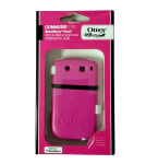 OtterBox Commuter Case for BlackBerry Torch 9800 (White/Hot Pink)