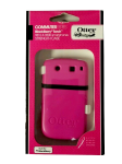 OtterBox - Commuter Case for BlackBerry Torch 9800/9810 Cell Phones - White/Pink