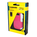 Otterbox Commuter Series Case for BlackBerry Bold 9700 9780 - Pink/White
