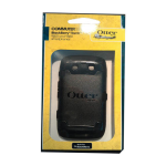 OtterBox Commuter Case for BlackBerry 9850 / 9860 Torch - Black