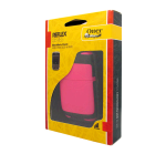 OtterBox Pink & Black Reflex Case for BlackBerry 8520 8530 Curve2 9300 9330 Curve 3G