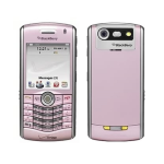 BlackBerry Pearl 8130 Replica Dummy Phone / Toy Phone (Pink) (Bulk Packaging)