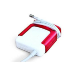 Juiceboxx 45W Charger Cable Protector Case for Apple Macbook (Red)