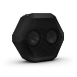 Boombotix Rex Bluetooth Portable Speaker - Black