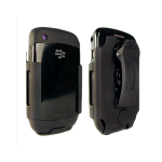 Verizon BlackBerry Curve 8530, 9330 Friction Fit Swivel Holster w/ Sleep Mode (Bulk Packaging)