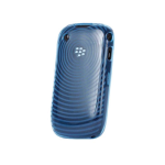 Verizon Silicone Case for Blackberry Curve 9330, 9300, 8530, 8520 - Blue