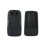 OEM Verizon Rubberized Snap-On Case Holster for Blackberry Torch 9850/9860