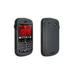 Verizon Silicone Case for BlackBerry Bold 9900/9930 (Black)