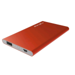MyCharge RAZOR PLUS Backup Battery Single 3000mAh - Red