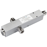 CommScope 340-2700 2-way reactive power divider. N/F term.