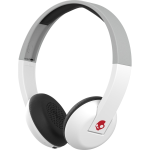 Skullcandy Uproar Bluetooth Headphones in White/Gray/Red