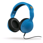 Skullcandy Hesh Headphones with Mic (Athletic Blue), One Size