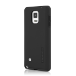Incipio DualPro Shock Absorbing Case for Samsung Galaxy Note 4 - Black