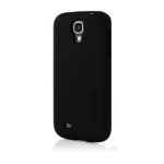 Incipio Double Cover Case for Samsung Galaxy S4 (Black)