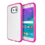 Incipio Octane Protective Case for Samsung Galaxy S6 (Frost/Neon Pink)