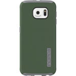 Incipio DualPro Case for Samsung Galaxy S6 - Green/Grey